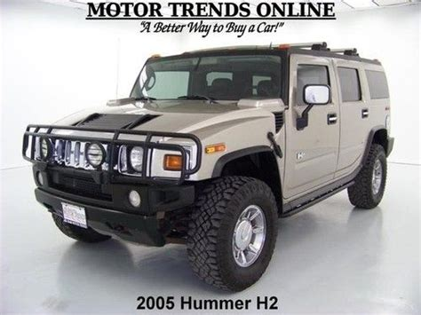 transmission control 2005 hummer h2 user handbook service manual remove 2005 hummer h2 front seat purchase used 2005 hummer h2 luxury heated