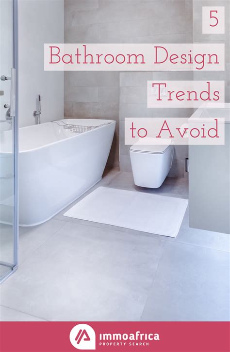 bathroom trends to avoid 5 bathroom design trends to avoid immoafrica net