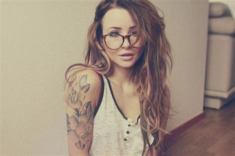 female upper arm tattoos arm flower pretty shading ink