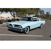 1961 Pontiac Catalina Convertible In Tradewind Blue Paint