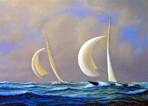 cuadros de veleros cuadros pinturas oleos cuadros marinos comerciales