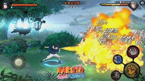 mod game mobile online naruto mobile mod apk android free download