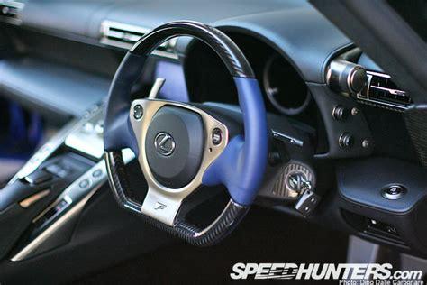 lexus lfa interior car feature gt gt lexus lfa speedhunters