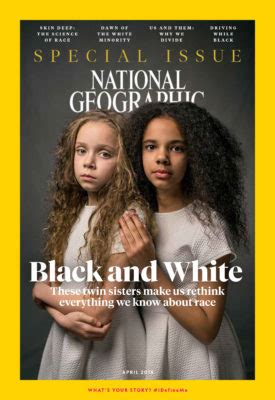 Sweater National Geographic Special Edition national geographic publishes the race issue a special edition single topic issue exploring
