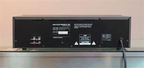 nad cassette deck nad 6325 stereo cassette deck parts
