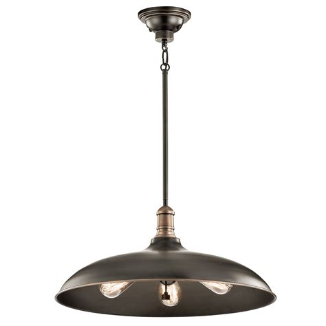 Kichler Lighting Pendants Kichler 42649oz Cobson Pendant