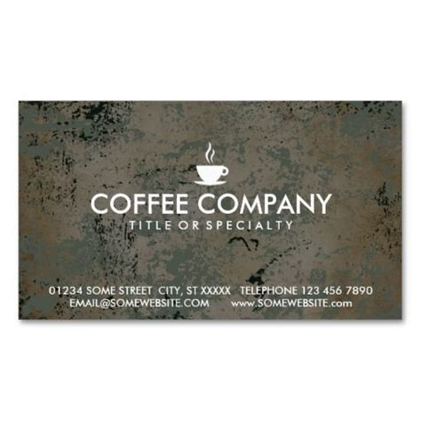 Loyalty Business Cards Templates by Coffee St Card Business Card Template Coffee Shop