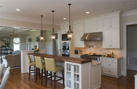 White And Copper Pendant Light Kitchen Traditional With Traditional Kitchen Lights