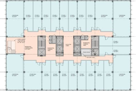 One Arts Plaza Floor Plans micro unit apartments proposed for crystal city arlnow com