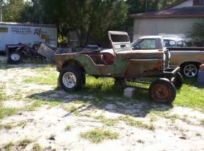 51 Willys Jeep Projects 51 Willys Jeep Cj3a Gasser Altered Build The