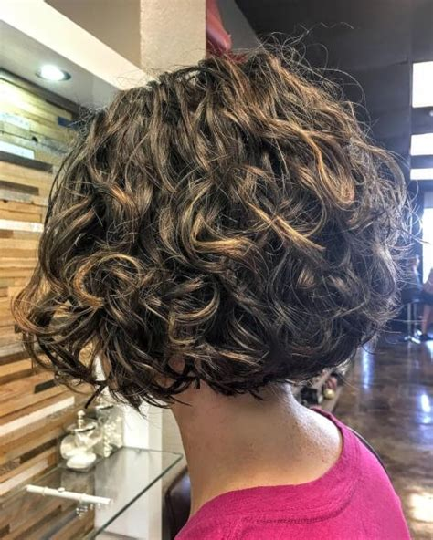 short curly bob hairstyles pictures of back best 25 curly bob hairstyles ideas on pinterest