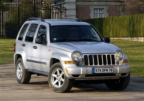 liberty jeep 2007 jeep cherokee liberty 2005 2006 2007 autoevolution