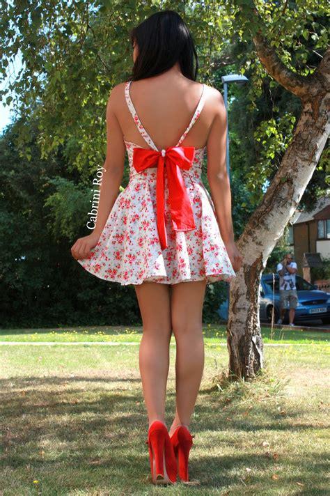 My Boyfriend In A Dress   red bow cabrini roy