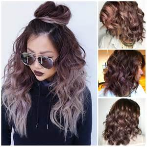 trending hair colors new hair color ideas trends for 2017