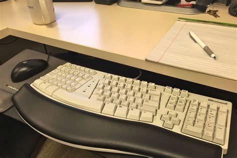 left handed computer desk right handed desk setup hostgarcia