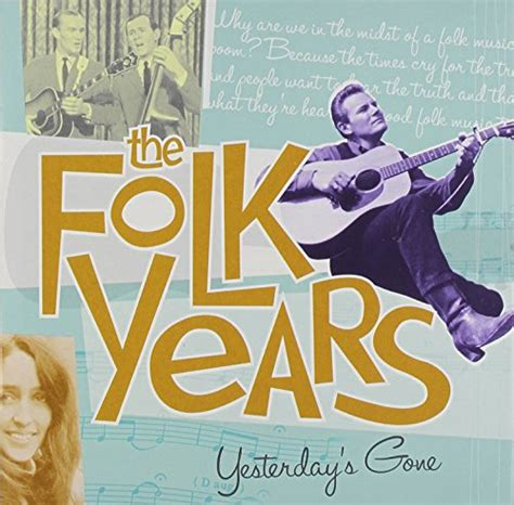 format lop cd release the folk years yesterday s gone by various