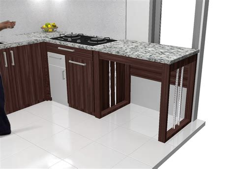 Kompor Tanam Semarang desain kitchen set terbaru tahun 2016 kitchen set semarang