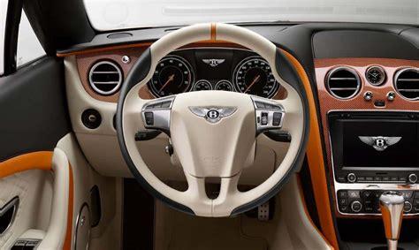 orange bentley interior mulliner s orange bentley continental is truly stunning