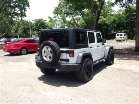 2011 Jeep Wrangler 4 Door by Sell Used 2011 Jeep Wrangler Unlimited Sport Sport Utility
