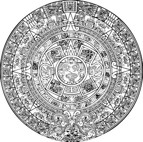 Aztec Also Search For Aztec Calendar