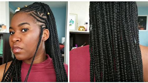 simple and versatile african hair style and versatile african hair style how to fulani inspired