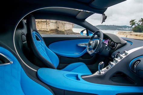 bugatti chiron interior black magic what really enables the bugatti chiron to hit