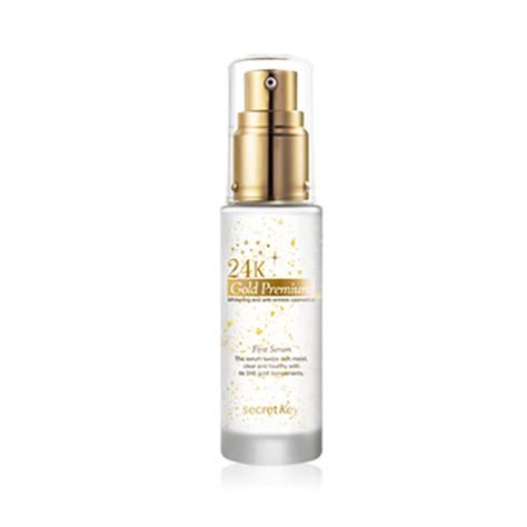 Kiloan Serum Gold Cc secretkey 24k gold premium serum 30ml