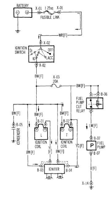 Minimalist: 12A wiring - RX7Club.com - Mazda RX7 Forum