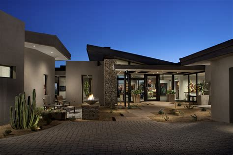 contemporary mediterranean homes