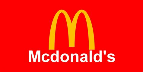 mcdonalds logo mcdonalds symbol meaning history and