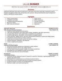Resume For Journeyman Electrician by Doc 1425 Sle Resumes For Journeyman Electricians 21 Related Docs Www Clever