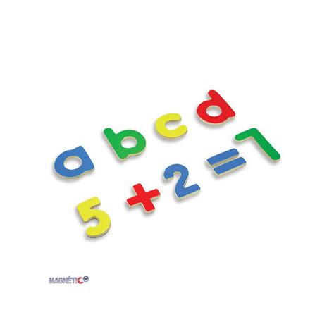 Magnetic Letters Numbers by Magnetic Letters And Numbers In Box Andreu Toys And 16202