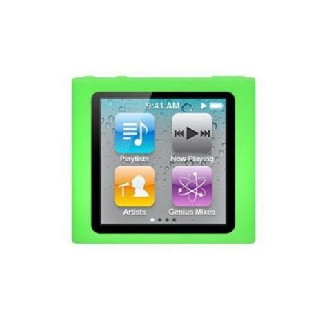 Ipod Nano 6th Like Iwatch Rubber color silicone gel rubber soft skin cover for apple ipod nano 6th 6 6g ebay