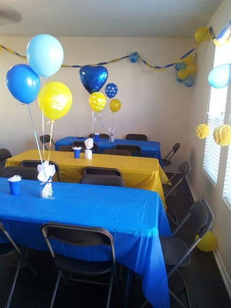 despicable me decoration tables minion