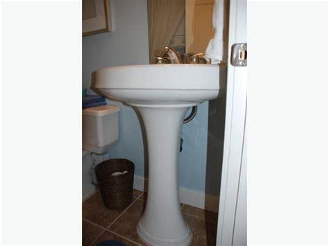 Pedestal Sink Prices Price Kohler Pedestal Sink Saanich