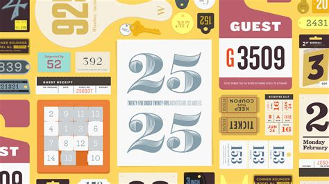 pc themes number take a number discover typography by h co