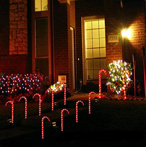 lighted candy cane decorations 35 awesome christmas decorations ornaments 2016 you