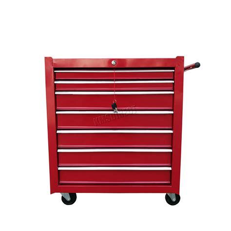 metal hanging tool cabinet foxhunter metal tool box chest cabinet storage organizer