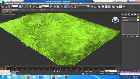 Karpet Nmax modeling carpet using hair and fur 3dsmax 2012