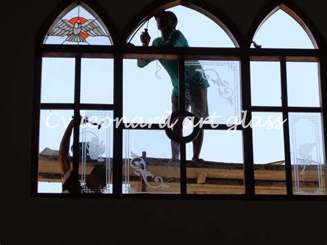 Patung Pajangan Salib Dinding Beautiful In Its Time cv leonard glass jalan raya ngagel 165 surabaya spesialis produksi stained glass kaca