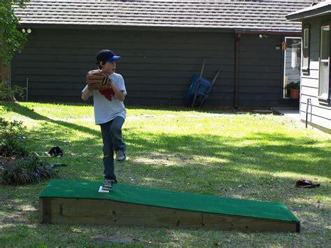 backyard pitching mound backyard pitching mound outdoor goods