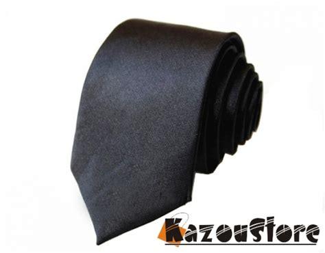 Kaos Distro Anime Tokyo Ghoul Pict Black Premium Quality detil produk dasi necktie black kazoustore