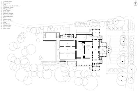 02 Arena Floor Plan whitworth art gallery by muma 13