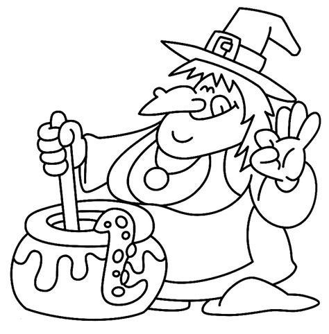 halloween coloring pictures to print coloring ville