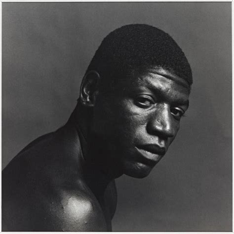 robert mapplethorpe the black work of the week bob love by robert mapplethorpe tate