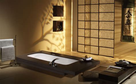 japanese bathroom design and style decoration ideas for