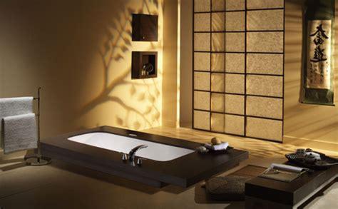 Japanese bathroom design and style decoration ideas for bathtub