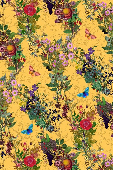 timorous beasties fabric bloomsbury garden fabric