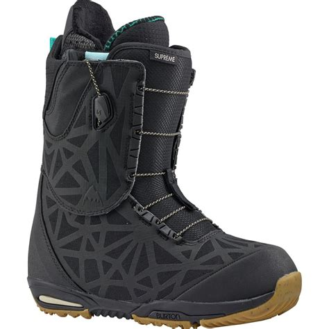burton supreme best s snowboard boots for 2018 mountain weekly news