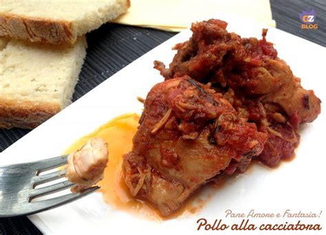 cucinare il pollo a pezzi pollo alla cacciatora pane e fantasia